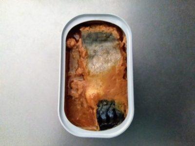 ねぎ鯖 味噌だれ