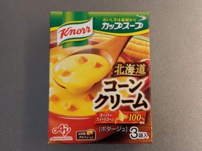 クノール コーンクリーム【味の素】