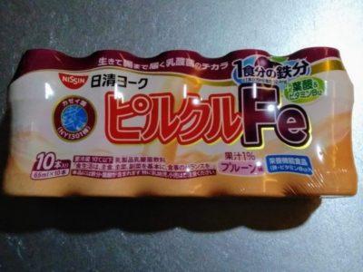 ピルクル Fe プルーン味