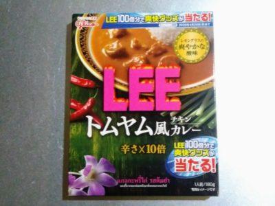 LEE トムヤム風チキンカレー