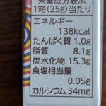 チョコボール いちご のカロリーと栄養【森永製菓】