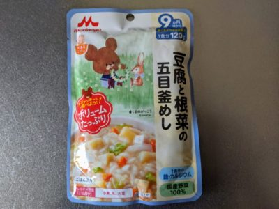豆腐と根菜の五目釜めし【森永乳業】