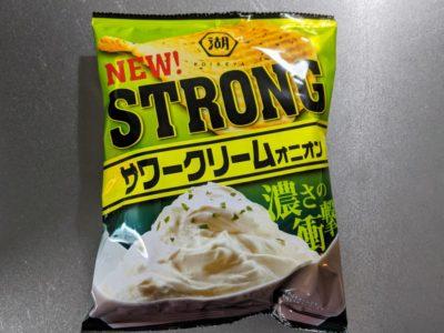 KOIKEYA STRONG サワークリームオニオン【湖池屋】