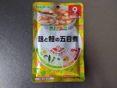 素材満菜 麩と鮭の五目煮【ビーンスターク】