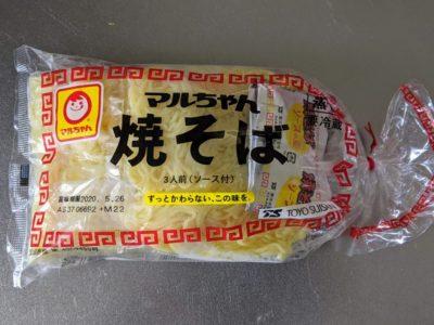 マルちゃん 焼そば【東洋水産】