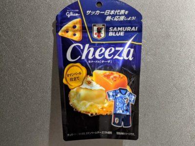 Cheeza(チーザ) カマンベール仕立て【グリコ】