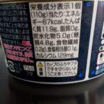 ギリシャヨーグルト プレーン のカロリーと栄養【トップバリュ】