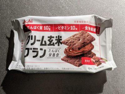 クリーム玄米ブラン カカオ【アサヒ】