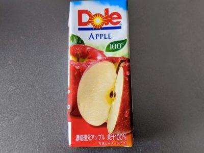Dole APPLE【雪印メグミルク】
