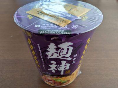 麵神 醤油【明星食品】