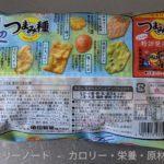 夏のつまみ種 のカロリーと栄養と原材料【亀田製菓】